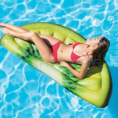 ICE LOLLY PVC INFLATABLE SWIMMING POOL BEACH SEA SUN LOUNGER AIR BED FLOAT 180CM