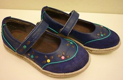 Clarks Little Girls Shoes Size 7 F