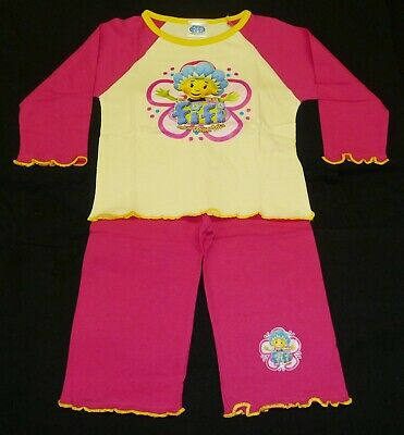 DRESSING GOWN 4-5 YEARS BNWT GIRLS FIFI /&THE FLOWERTOTS SUPERSOFT ROBE