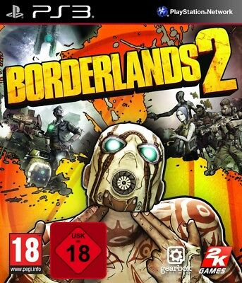 PS3 Game Borderlands 2 for PLAYSTATION 3 New