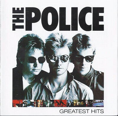The Police ‎– Greatest Hits ! CD Compilation ! France 1992 ! 80er Rock