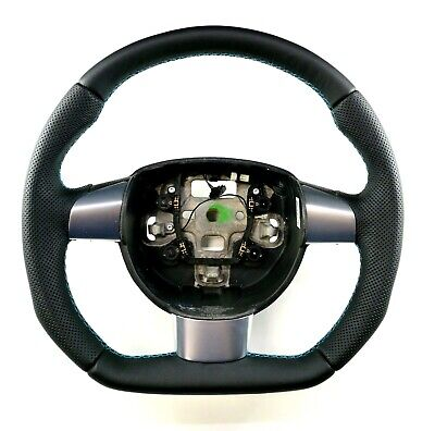Flat Bottom Steering Wheel For Ford Focus St Rs !!  // R8 Style