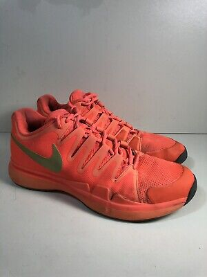 competitive price 55f7f f2b26 Nike Zoom Vapor 9.5 Tour Tennis Shoes Mens Size 10 631475-890