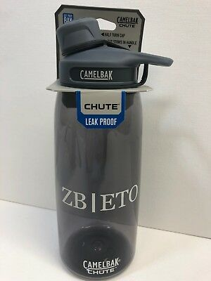Water Bottle Clear Power of Choice Continuant 32 oz CamelBak Chute 1 Liter