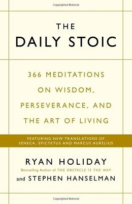 ++++The Daily Stoic - Pdf Book +++++