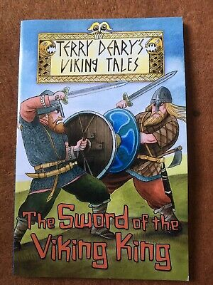 The Sword of the Viking King (Viking Tales) (Paperback)-Deary, Terry FREE P&P