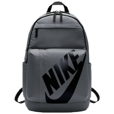 NIKE BA5381 020 Rucksack Backpack ELEMENTAL dark greyblack