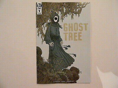 1 Ghost Tree 1 / 1St Printing / Sold Out / Idw 2019 / + Bonus Issue!