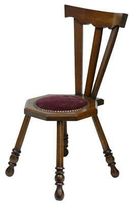 Early 20Th Century Oak Arts And Crafts Childs Chair