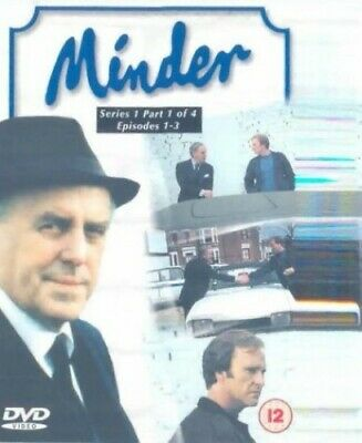 Minder: Series 1 - Part 1 Of 4 [DVD] [1979] - DVD  0QVG The Cheap Fast Free Post
