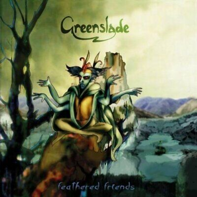 Greenslade - Feathered Friends - Greenslade CD KYVG The Cheap Fast Free Post The
