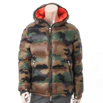 7d47d6945 AUTHENTIC MONCLER MEN'S Blier Camouflage Down Jacket 40905 Grade A Used - At