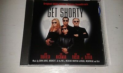 Get Shorty: Original MGM Motion Picture Soundtrack cd