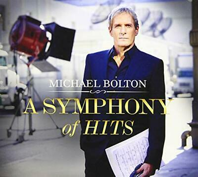MICHAEL BOLTON-A SYMPHONY OF HITS-JAPAN CD BONUS From japan