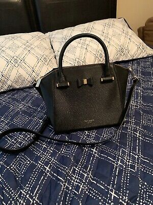 012186800 Ted Baker London Bow Detail Small Tote