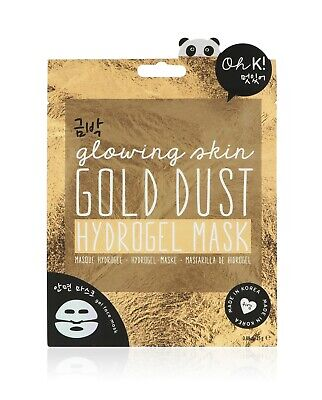 Oh K! Gold Dust Hydrogel Face Mask 25ml