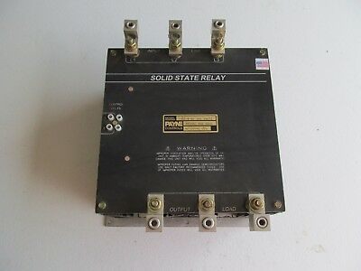 Payne Controls 11EZ-4-80 Solid State Relay