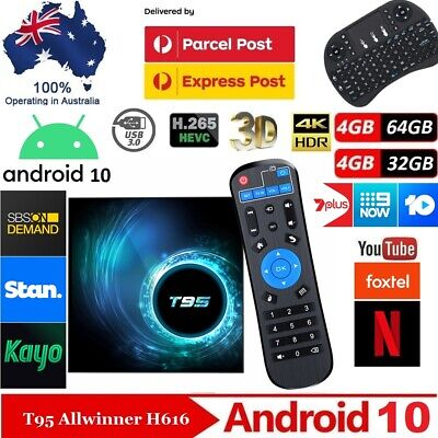 2019 H96 MAX Smart Android 9.0 TV BOX 4K for Netflix Prime Video Youtube MXQ Pro