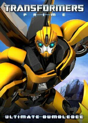 Transformers Prime: Ultimate Bumblebee New Dvd