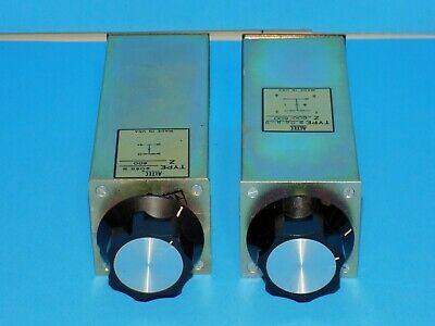 VINTAGE ALTEC 9068-B Low Pass Filter - 2 Available