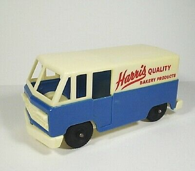 Vintage Advertising Plastic Toy Truck Harris Baking Company Waterville Maine