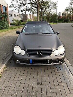 Mercedes Benz C180 Cl203 Sportcoupe 2. Hand VB