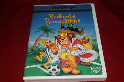 Walt Disney's Bedknobs and Broomsticks (DVD - 2001) 30th Anniversary Edition
