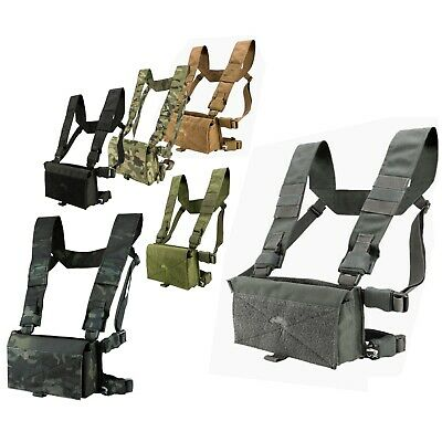 Viper Tactical VX Buckle Up Utility Rig Webbing Chest Pouch Airsoft