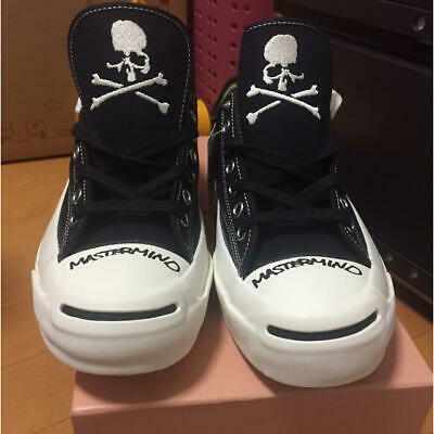 6c517f3599d8 CONVERSE ADDICT X Mastermind Japan Shoes US 9.5 Jack Purcell ...