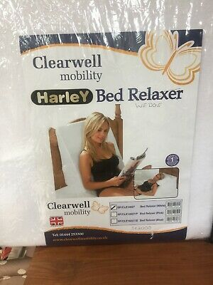 Clearwell Mobility Harley Bed Relaxer Wedge