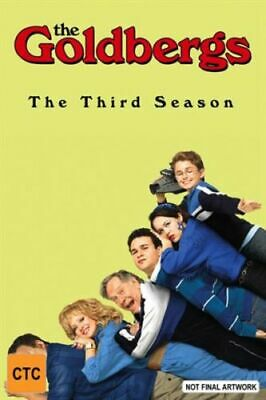 The Goldbergs: Season 3 (2015) [New Dvd]