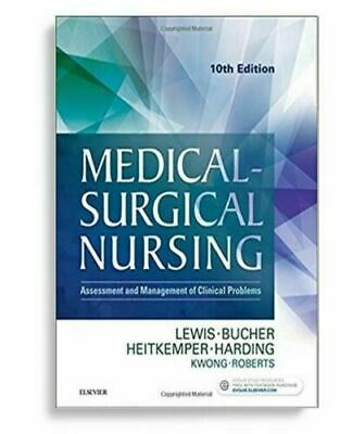 (PDF) Medical Surgical Nursing 10th Edition Text Book *INSTANT DELIVERY*