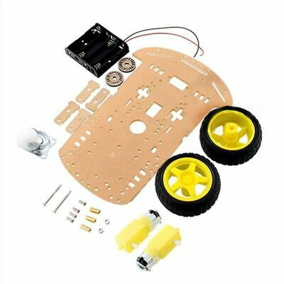 Tachometer Chassis kit Speed test Plastic Conversion Tracking Measuring Robot