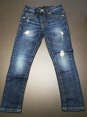 River Island Boys Blue Denim Jeans Size 5