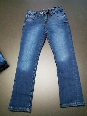 Zara Boys Blue Denim Jeans Size 6
