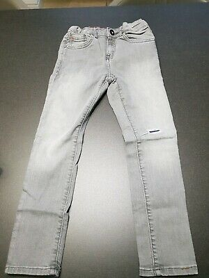 Zara Boys Denim Grey Jeans Size 7