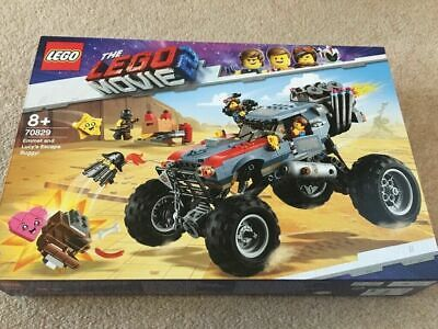 549 Piece NEW SEALED THE LEGO MOVIE 2 Emmet /& Lucy Escape Buggy 70829