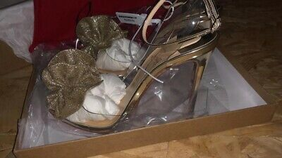 a8d554d846f CHRISTIAN LOUBOUTIN WHITE FOSSILIZA PLEXI Heels New l Authentic
