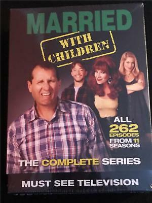 Married with Children: The Complete Series (DVD, 2015, 21-Disc Set, HiFi Sound)