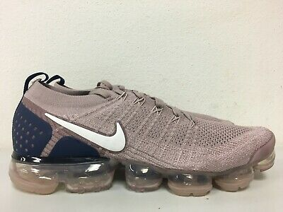 Nike Air Vapormax Flyknit 2 Diffused Taupe Phantom 942842 201 Mens Size 11.5