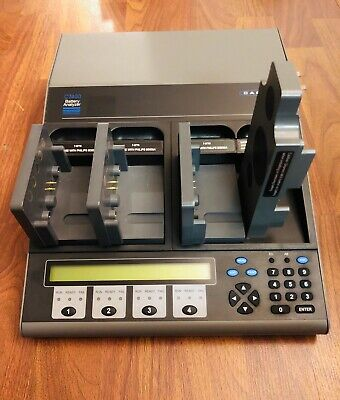 CADEX C7400 Full Featured Battery Analyzer with 4 adapters M3538A XTS3000