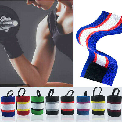 Multifunction Wrapped Wrist Elastic Bandage Therapy Sport Wrap Pain Relief