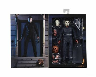 """Halloween (2018 Movie) 7"""" Scale Action Figure-Ultimate Michael Myers-NECA-DAMAGE"""