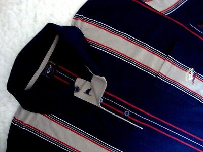 POLO-T-shirt  vintage PAUL &SHARK yachting  tg.M made in italy