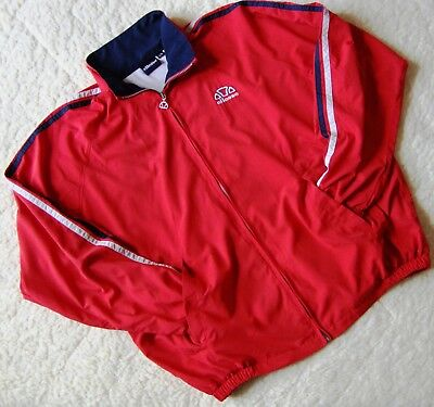 JACKET bomber vintage 80's ELLESSE tg.52- XL circa made in Italy  RARE