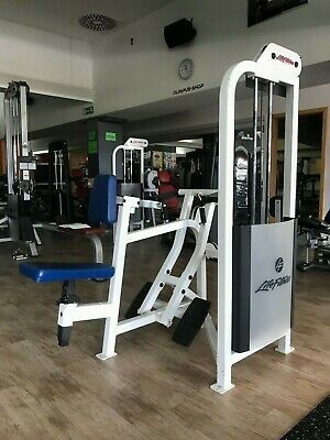 Life Fitness Pro Seated Row - Rudermaschine