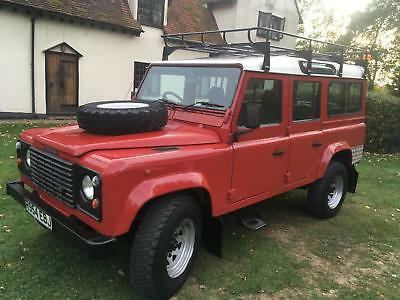 Land Rover Defender 110 2.5TDi County