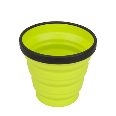 WILDO Sweden AB FOLD-A-CUP 200ml Camping Outdoor Faltbecher Tasse Olive Green
