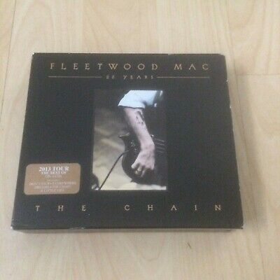 Fleetwood Mac The Chain (2013 4 X Cd Box Set) Excellent Condition