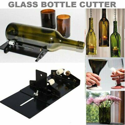 Recycle Glass Wine Bottle Cutter Cutting Machine Jar DIY Kit Craft Tool UK /Kit